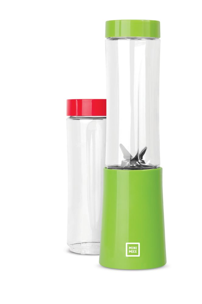 Euro Cuisine Personal Blender - with 2 Bottles - Green