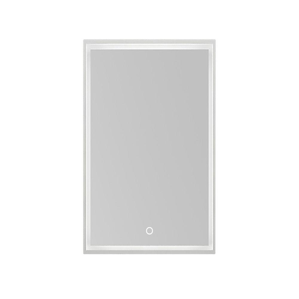 Jade Bath Maddie 20 inch x 33.5 inch LED-Lit Mirror