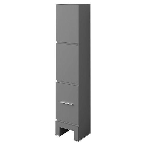 Jade Bath Sloan 14 inch Freestanding Modern Grey Bathroom Cabinet