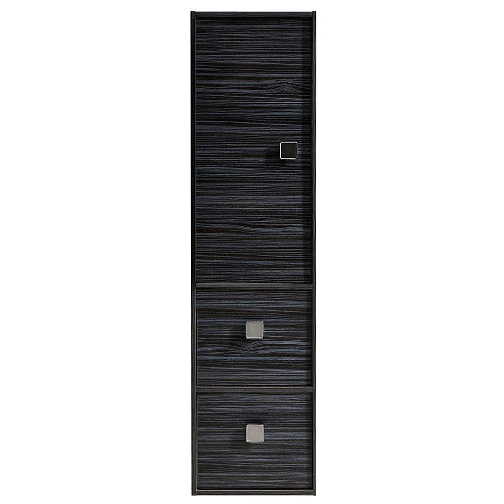 Jade Bath Joan 16 inch Wall-Mounted Modern Bathroom Cabinet