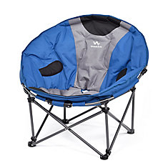 Luxury Camping Disc Lounger