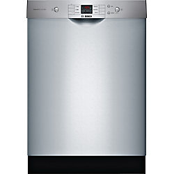 100 Series - 24 inch Dishwasher with Recessed Handle - 50 dBA - Anti-Fingerprint Stainless Steel