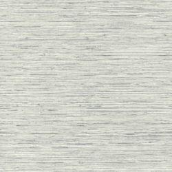 RoomMates papier peint adhésif paille grise