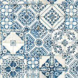 RoomMates Mediterranean Tile Peel & Stick Wallpaper