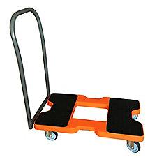 Heavy Duty Cart with Handle Bar