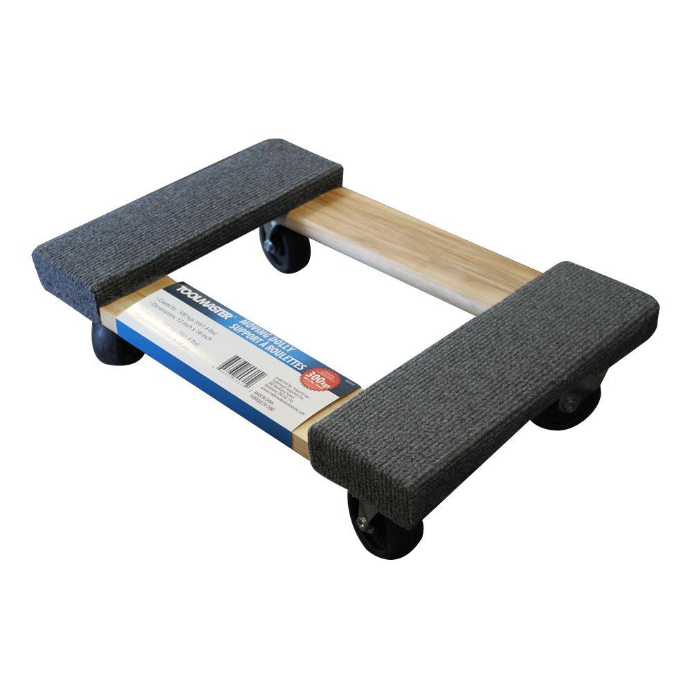 toolmaster chariot de d m nagement en bois home depot canada. Black Bedroom Furniture Sets. Home Design Ideas