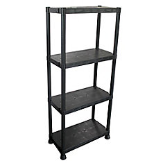 4 Shelf Storage Unit