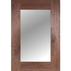 Mirrorize Canada 25.25X37.25 Barron Solid Wood Mirror Ready to Hang