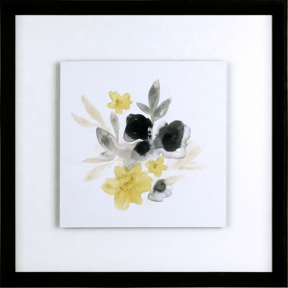 Art Maison Canada Citrous Bouquet, Floral Art, Print on Paper, Laminated