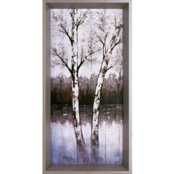 Art Maison Canada Tree II Framed Paper Print Wall Art