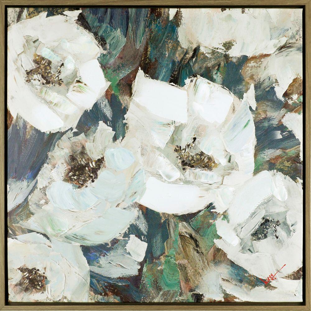 Art Maison Canada Floral Charm II, Floral Art, Canvas Print, Art
