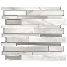 Amazing Mosaic Tile Backsplash Tile The Home Depot Canada Download Free Architecture Designs Scobabritishbridgeorg
