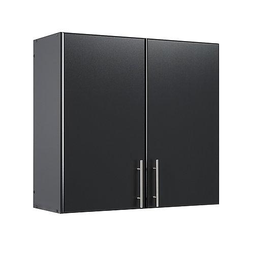Elite 32-inch Wall Cabinet in Black
