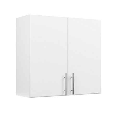 Elite 32-inch Wall Cabinet in White