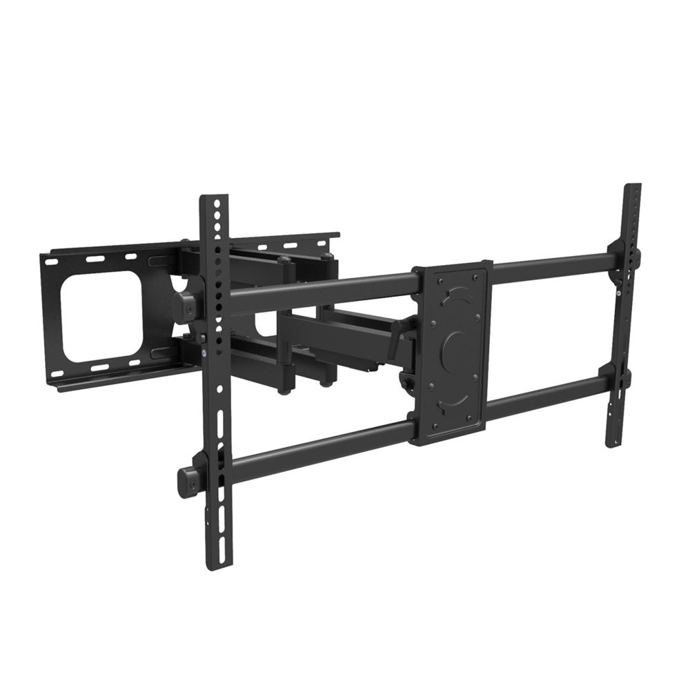 Corliving Full Motion Wall Mount for TVs up to 90-inch