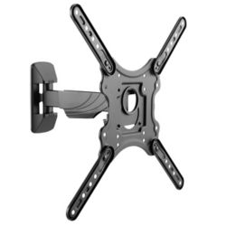 Corliving Full Motion Wall Mount for TVs up to 55-inch