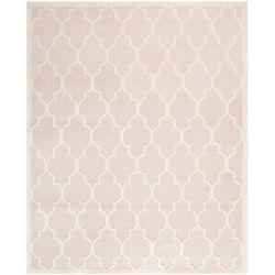 Safavieh Cambridge Derek Light Pink / Ivory 7 ft. 6-inch x 9 ft. 6-inch Indoor Area Rug