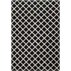 Safavieh Cambridge Madison Black / Ivory 5 ft. x 8 ft. Indoor Area Rug