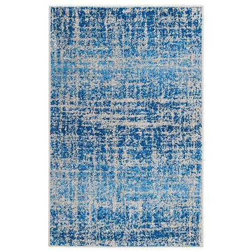 Safavieh Adirondack Janice Blue / Silver 2 ft. 6-inch x 4 ft. Indoor Area Rug