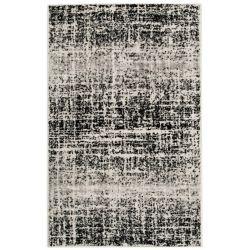 Safavieh Adirondack Janice Ivory / Black 2 ft. 6-inch x 4 ft. Indoor Area Rug
