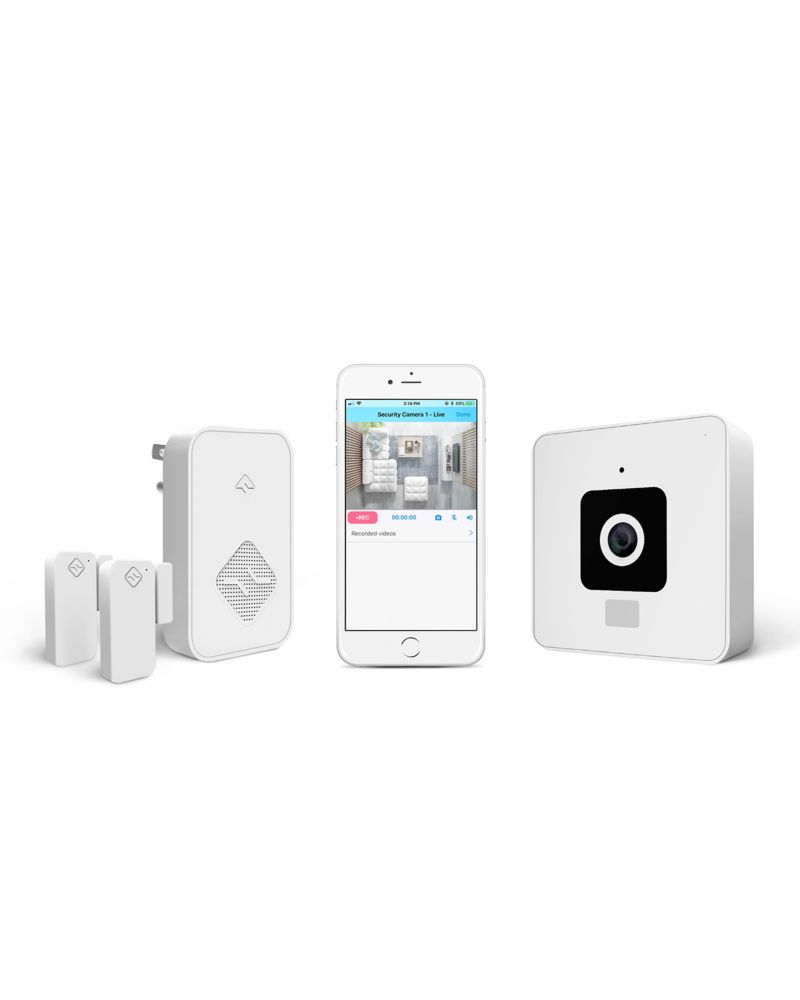 Simplysmart Home Secure  Wire