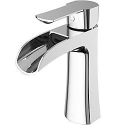VIGO Paloma Single Hole Single-Handle Bathroom Faucet in Chrome