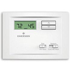 Thermostat monoétagé non programmable