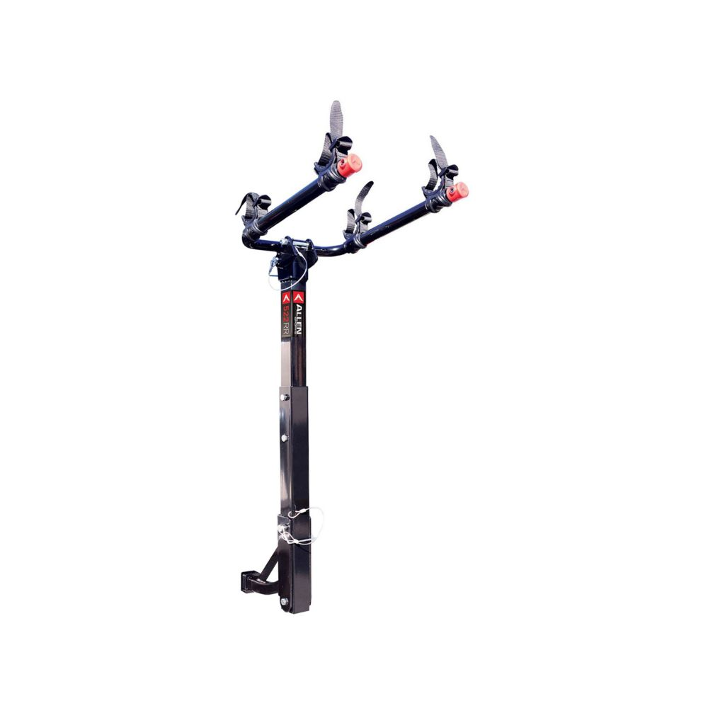 Allen Sports Deluxe Two Bike Hitch Mount Bike Rack