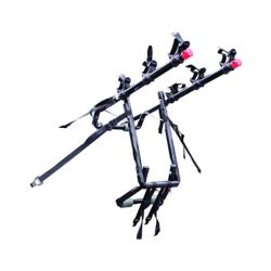 Allen Sports Deluxe Three Bike Trunk Rack