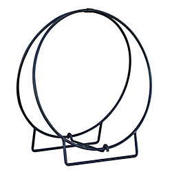 Blue Rhino 36 inch Black Log Hoop