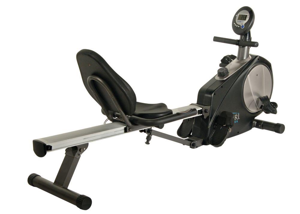 Stamina Products Conversion II Rower/Recumbent Bike