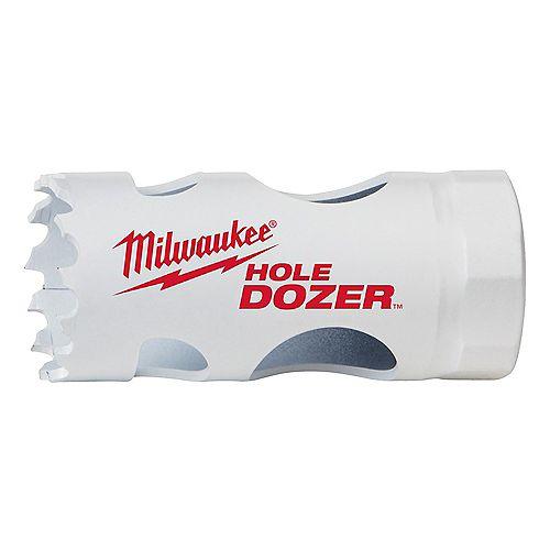 Milwaukee Tool 1-Inch Hole Dozer Bi-Metal Hole Saw