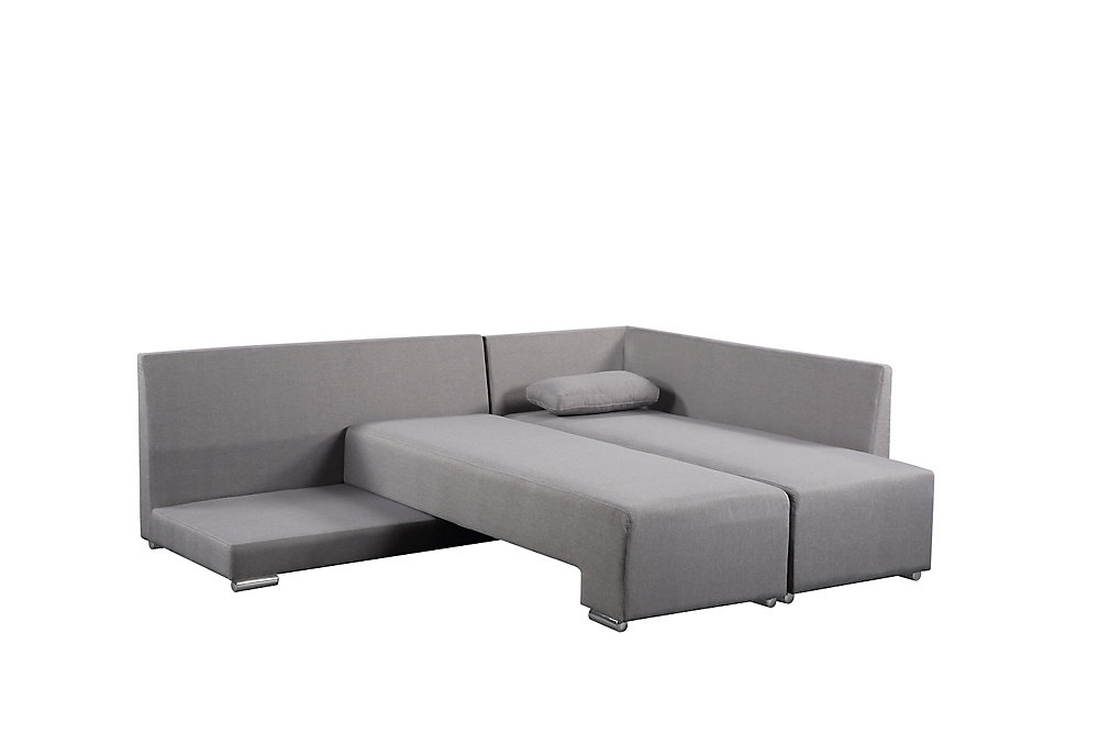 Super Villars Convertible Polyester Fabric Sleeper Sofa Home Remodeling Inspirations Cosmcuboardxyz