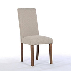 Dining Chair in Beige (Set of 2)