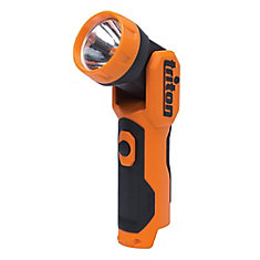 12 Volts Swivel Head LED Flashlight