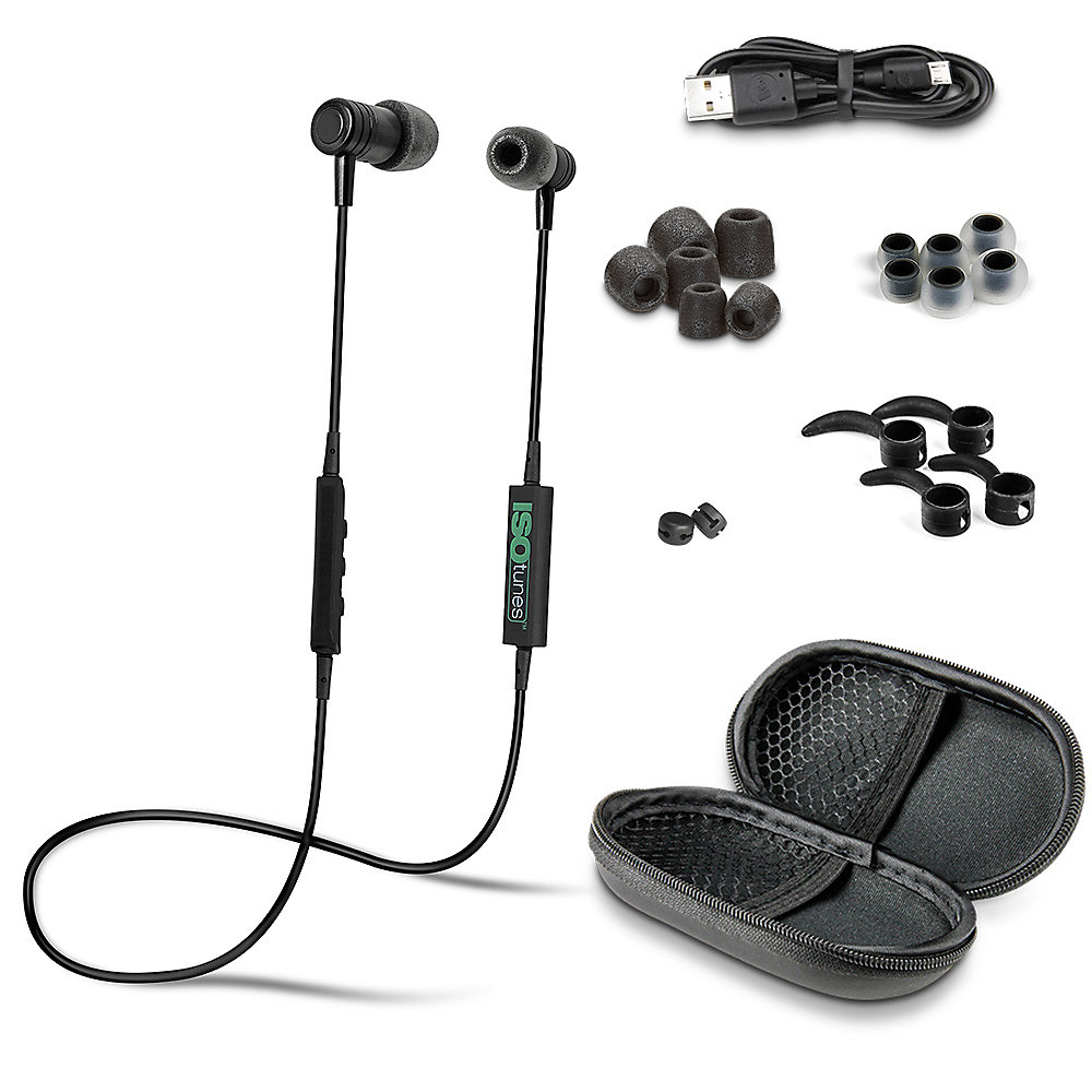 8242bc67f8c ISOtunes Bluetooth Noise-Isolating Earbuds | The Home Depot Canada