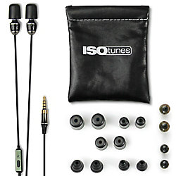 ISOtunes WIRED Noise-Isolating Earbuds