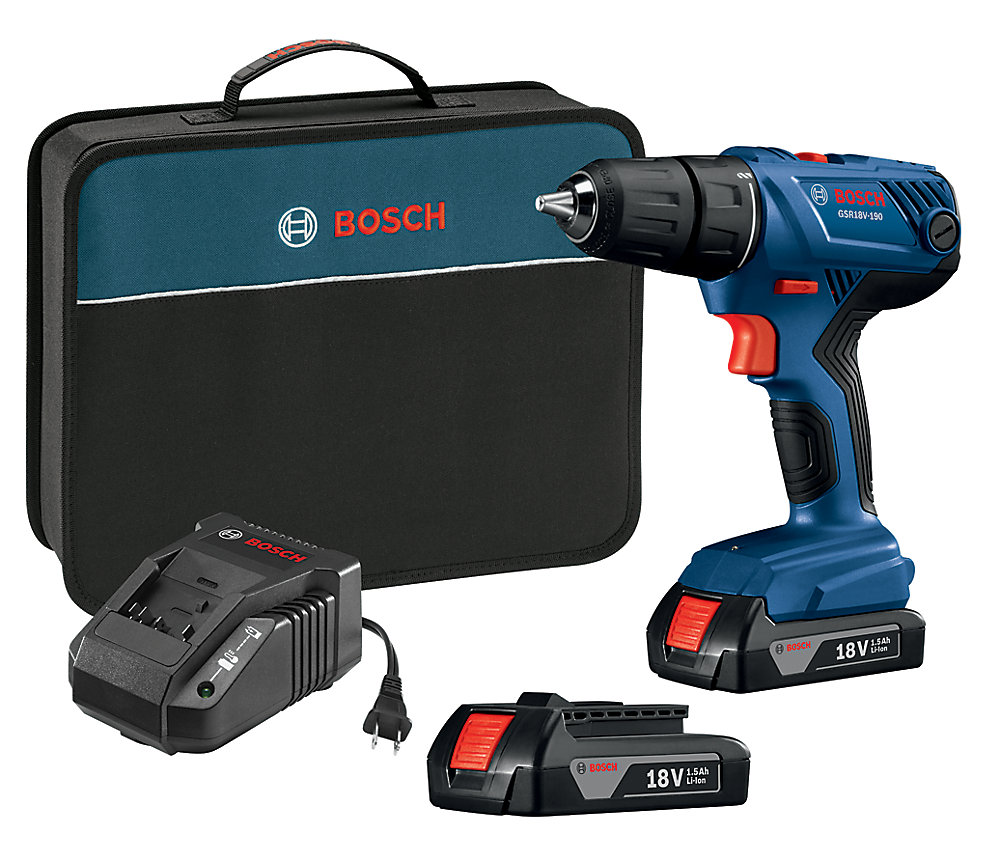 82b3c5140d59 18V Compact 1/2-inch Drill/Driver Kit with (2) 1.5 Ah SlimPack Batteries