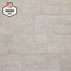 Silverlake 12-inch x 24-inch Glazed Porcelain Floor and Wall Tile