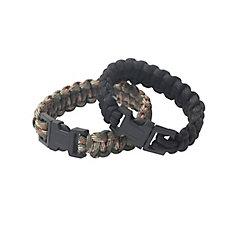 8-inch Paracord Bracelet Kit (6-Piece)