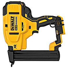 20V MAX XR Lithium-Ion Cordless 18-Gauge Narrow Crown Stapler (Tool-Only)