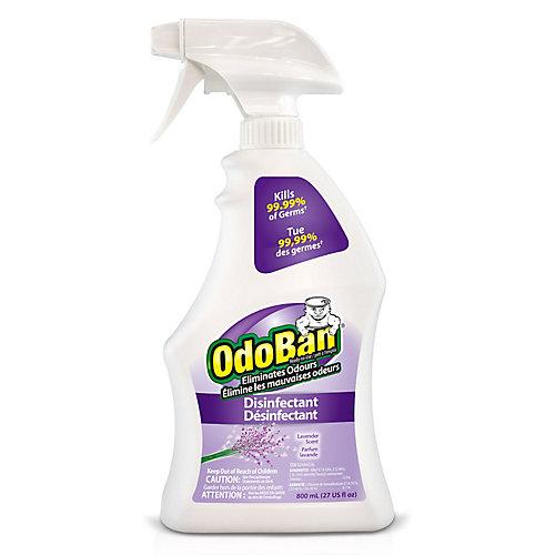 OdoBan Prêt à l'emploi  Parfum Lavande
