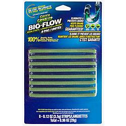 Green Gobbler Bio Flow Drain Strips (12-Pack)