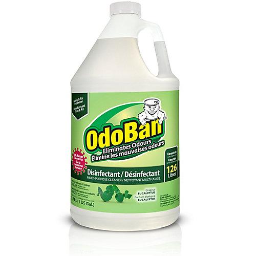 OdoBan concentré  Parfum d'origine (Eucalyptus)