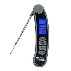 BBQ and Kitchen Two-way Thermocouple Thermometer