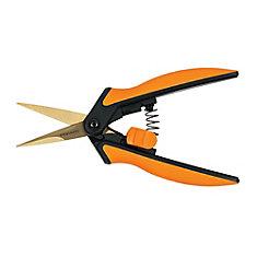 Titanium Micro-Tip Pruning Snip