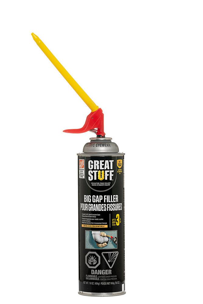 GREAT STUFF Big Gap Filler 16 oz  Smart Dispenser