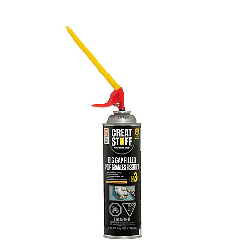 Big Gap Filler 16 oz. Smart Dispenser Insulating Foam Sealant