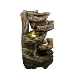 Hi-Line Gift Multi-Level Branches Fountain