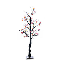 Floral 40 LED Lights Tree, Indoor Use Only